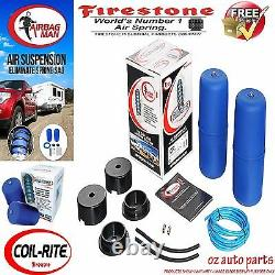 Jeep Grand Cherokee Wk2 Firestone Coil-rite Air Bag Suspension Spring Assist Kit