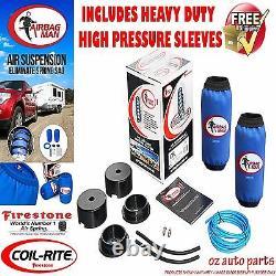 Jeep Grand Cherokee Wk2 Hd HP Firestone Coil Air Bag Suspension Spring Kit