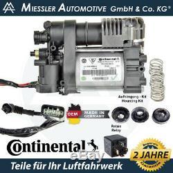 Jeep Grand Cherokee Wk2 Kompressor Continental 68204387! 200 Cashback
