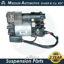 Jeep Grand Cherokee Wk2 Oem Reconstruire Suspension Compresseur D'air Et Relais 68204387aa