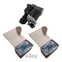 Kit De Suspension Ressorts Pneumatiques + Compresseur Pompe Pour Citroen C4 Picasso Grande 2006-13