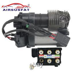 Luftfederung Kompressor + Halterung Jeep Grand Cherokee Wk2 2011-2018 68204387