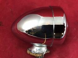 Lumière/lampe Inversée De Secours (accessoire Gm Harley Indian Chevy)