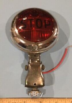 Nos Arret Objectif Utilisé Pioneer 400 Accessoires Vintage Lampe 39 42 46 48 Chevy