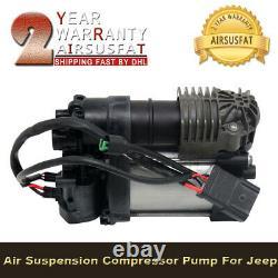 Nouvelle Pompe Compresseur De Suspension D'air Pour Jeep Grand Cherokee 2011-2016 68204730ab