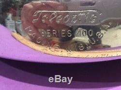 Okay Pass Teleoptic Sparton Vintage Original Lampe Gm Chevrolet Accessoires $