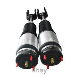 Paire Avant L+r Fit Jeep Grand Cherokee Air Suspension Shock Absorber 2011-2014