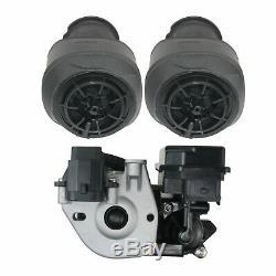 Pour Citroen Grand C4 Picasso Air Ressorts De Suspension Et Compresseur Pompe 9801906980