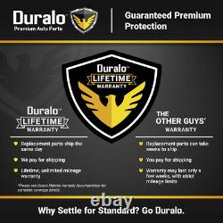 Pour Jeep Grand Cherokee 2011-2014 Paire Duralo Avant Suspension D'air Ressorts Csw