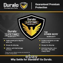 Pour Jeep Grand Cherokee 2011-2014 Paire Duralo Ressorts De Suspension Avant Dac