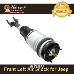 Pour Jeep Grand Cherokee 2011-2016 Front Left Air Suspension Absorber Strut Nouveau
