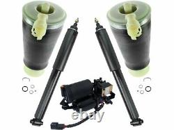 Pour Mercury Grand Marquis Air Suspension Compressor Shock Spring Kit 13353jr
