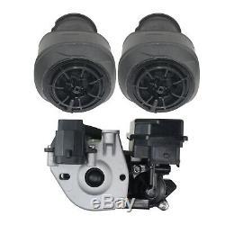 Suspension Compresseur D'air Pump & Ressorts Kit Pour Citroën Grand C4 Picasso 06-13