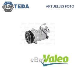 Valeo Kompressor Klimaanlage 813386 G Neu Oe Qualität