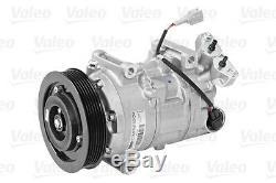 Valeo Kompressor Klimaanlage Nouveau Original Partie 813386 Für Renault Megane 3 160ml